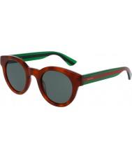 Gucci Mens gg0002s 003 solglasögon