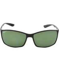 RayBan Rb4179 62 liteforce matt svart 601s9a polariserade solglasögon