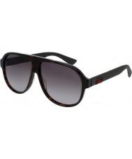 Gucci Mens gg0009s 003 solglasögon