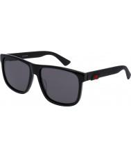 Gucci Mens gg0010s 001 solglasögon