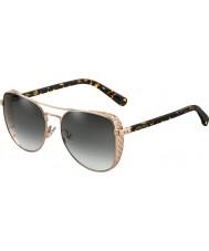 Jimmy Choo Ladies sheena s ddb 9o 58 solglasögon