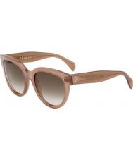 Celine Damer cl 41755 gky db opal bruna solglasögon