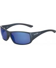 Bolle Kingsnake matt blå polarise offshore blå solglasögon