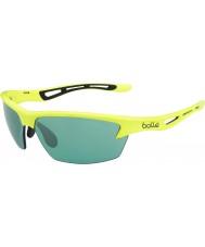 Bolle Bult neon gul competivision pistol tennis solglasögon