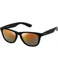 Polaroid P8443 9ca L6 svart brun polariserade solglasögon