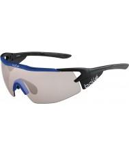 Bolle 12269 aeromax svarta solglasögon