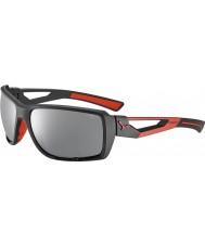 Cebe Cbshort3 genvägs svarta solglasögon
