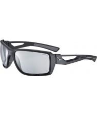 Cebe Cbshort4 genvägs svarta solglasögon