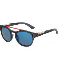 Bolle 12355 boxton svarta solglasögon