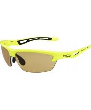 Bolle Bult neon gul modulator v3 golf solglasögon