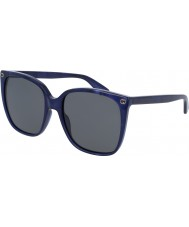 Gucci Ladies gg0022s 005 solglasögon