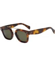 Celine Damer cl 41077-s 05L 1e havana solglasögon
