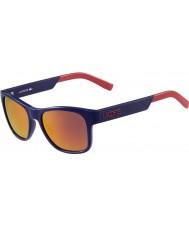 Lacoste L829s blå solglasögon
