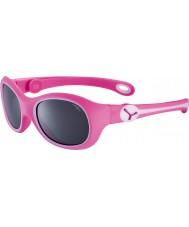 Cebe Cbsmile2 s-mile rosa solglasögon
