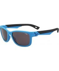 Cebe Avatar (ålder 7-10) matt blå svart 1500 grå blått ljus solglasögon
