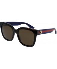 Gucci Ladies gg0034s 004 solglasögon
