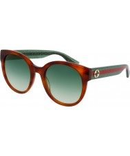 Gucci Ladies gg0035s 003 solglasögon