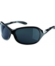 Bolle Grace glänsande svart tns solglasögon