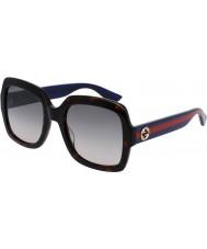 Gucci Ladies gg0036s 004 solglasögon