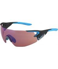 Bolle 5th Element pro matt kol blå ros-blå solglasögon