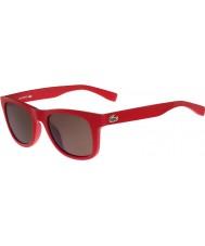 Lacoste L790s röd solglasögon