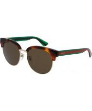 Gucci Mens gg0058sk 003 solglasögon