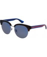 Gucci Mens gg0058sk 004 solglasögon