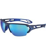 Cebe Cbstl16 s-track l blå solglasögon