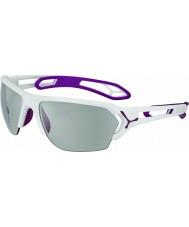 Cebe Cbstl14 s-track l vita solglasögon
