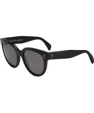 Celine Damer cl 41755 807 3h svarta solglasögon