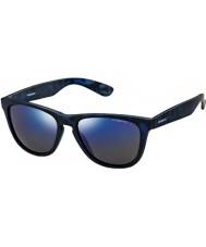 Polaroid P8443 fll jy blå grå polariserade solglasögon