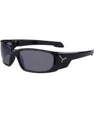 Cebe S-cape små svarta solglasögon