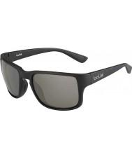 Bolle 12424 skiffer svarta solglasögon
