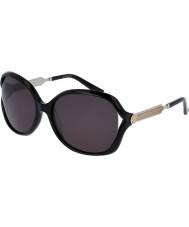 Gucci Damer gg0076s 001 solglasögon