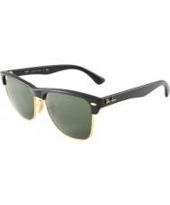 RayBan Rb4175 57 Clubdimensionerade demi glänsande svart-guld 877 solglasögon
