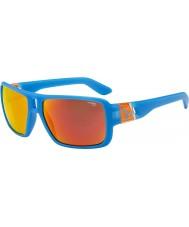 Cebe Lam matt blå apelsin polariserade solglasögon