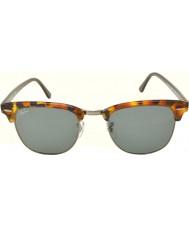 RayBan Rb3016 51 Club spotted blå havana 1158r5 solglasögon