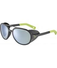 Cebe Cbsum4 toppmötet svarta solglasögon