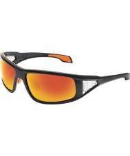 Bolle Diablo glänsande svart TNS brand solglasögon
