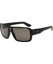 Cebe Lam alla svarta grå polariserade solglasögon