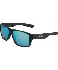 Bolle 12432 brecken svarta solglasögon