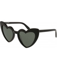 Saint Laurent Ladies sl 181 loulou 001 54 solglasögon