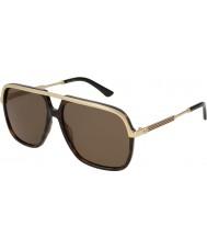 Gucci Gg0200s 002 57 solglasögon