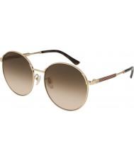 Gucci Gg0206sk 003 58 solglasögon