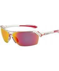 Cebe Vild kristallrosa solglasögon