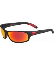 Bolle 12447 anaconda svarta solglasögon