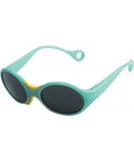 Cebe 1973 (ålder 1-3) ljusblå gul 2000 grå solglasögon