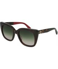 Gucci Ladies gg0163s 004 51 solglasögon