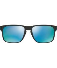 Oakley Oo9102-c1 holbrook polerad svart - PRIZM djup H2O polariserade solglasögon