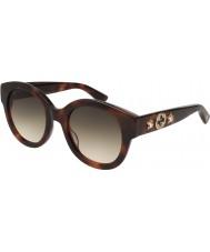 Gucci Ladies gg0207s 002 51 solglasögon
